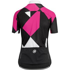 ASSOS Fastlane Rock Maglietta a maniche corte Donna, pong pink